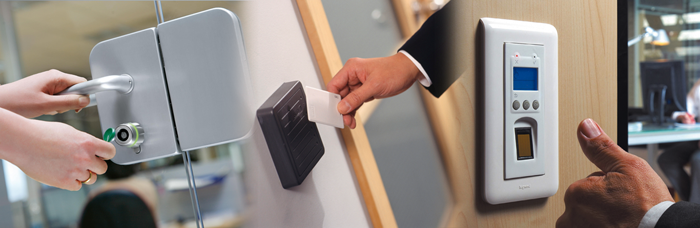 Access control systems provide advanced security for your property